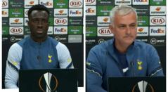 Dávinson y Mourinho en Tottenham