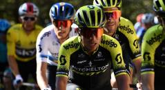Esteban Chaves; Mitchelton Scott