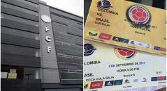 Federación Colombiana de Fútbol - Boletería