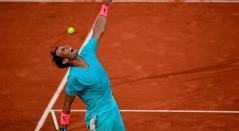 Rafael Nadal en Roland Garros 2020