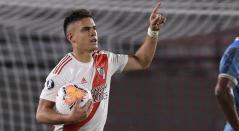 River Plate, Copa Libertadores, Rafael Santos Borré