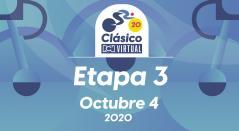 Clásico RCN Virtual, etapa 3