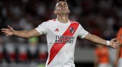 Rafael Santos Borré, River Plate