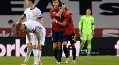 España vs Alemania - Liga de Naciones