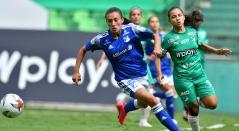 Cali vs Millonarios, Liga Femenina