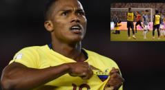 Antonio Valencia, exjugador de la Selección de Ecuador