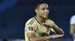 Luis Fernando Muriel, Selección Colombia, Eliminatorias Qatar 2022