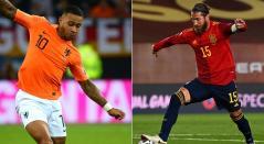 Holanda vs España