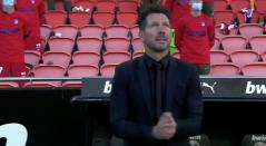 Captura de pantalla Diego Simeone
