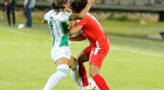 Nacional vs América - Liga femenina