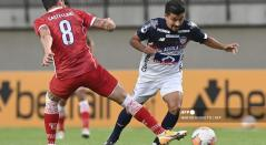 Unión La Calera vs Junior - Copa Sudamericana