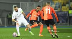 Real Madrid vs Shakhtar