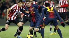 Athletic-Barcelona, final Supercopa de España