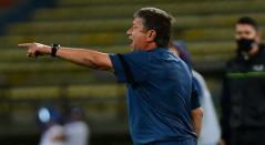 Hernán Darío 'Bolillo' Gómez, técnico del Medellín