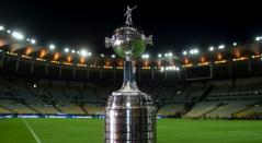 Copa Libertadores, trofeo