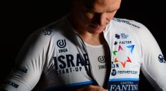 Chris Froome, nuevo corredor del Israel Start-Up Nation