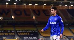 James Rodríguez - Everton 2021