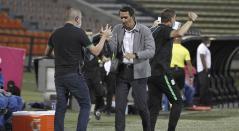 Alexandre Guimaraes, técnico de Nacional