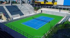Parque de raqueta Barranquilla
