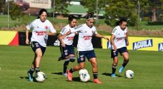 Selección femenina mayores