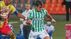 Tomás Ángel, canterano de Atlético Nacional