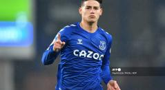 James Rodríguez, Everton 2021
