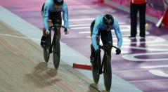 Ciclismo colombiano en pista