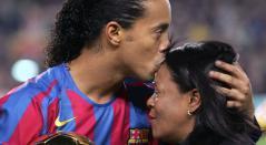 Mamá de Ronaldinho