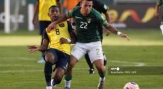 Ecuador vs Bolivia 2021