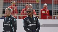 Lewis Hamilton 2021 - Fórmula 1