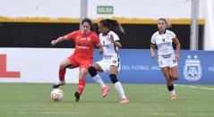 América vs Corinthians femenino