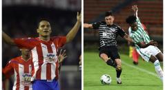 Carlos Bacca; Nacional y Junior 2021