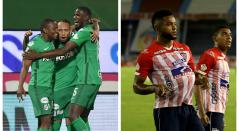 Nacional vs Junior, Liga Betplay 2021