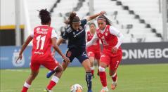 Santa Fe vs Universidad Chile - Copa Libertadores femenina