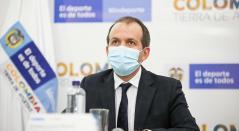 Ministro del Deporte - Ernesto Lucena