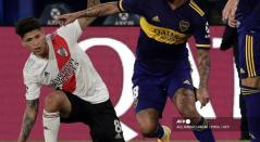 Jorge Carrascal y Edwin Cardona; 2021