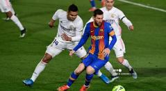 Real Madrid vs Barcelona 2021