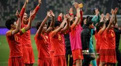 China femenino - fútbol