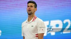 Novak Djokovic, Belgrado 2021