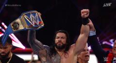 Roman Reigns - Wrestlemania