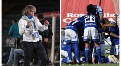 Alberto Gamero y Millonarios 2021