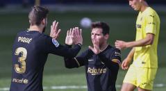 Barcelona derrotó a Villarreal