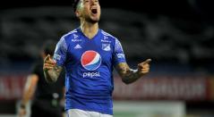 Chicho Arango, jugador de Millonarios