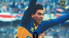Alfredo Graciani - Boca Juniors