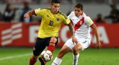 Perú vs Colombia - Eliminatorias