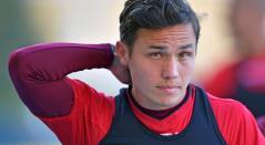 Luis Manuel Seijas, futbolista venezolano