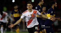 Rafael Santos Borré, River Plate 2019