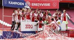 Ajax campeón 2021