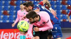 Barcelona vs Levante; Liga española 2021