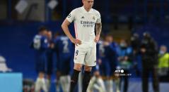 Toni Kroos, jugador del Real Madrid